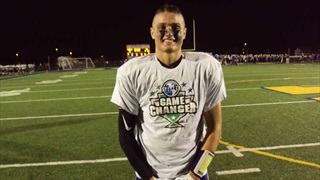 Cade Stover Planning A Return To Notre Dame