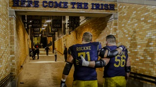 Photo Gallery: Notre Dame 24 Navy 17