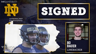 Signing Day Capsule: LB Bo Bauer