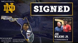 Signing Day Capsule: CB Joe Wilkins Jr.