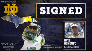 Signing Day Capsule: LB Ovie Oghoufo