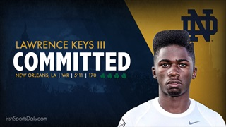 BREAKING: Notre Dame Locks Down Keys