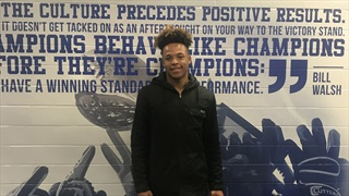2020 Texas S Jason Kerl Wants To Check Out Notre Dame