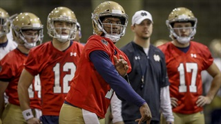 Mike Frank's Practice Report: 3/20