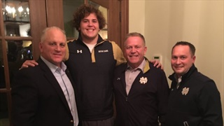 Quick Note On Notre Dame's 2018 Offensive Line Signees