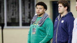 Jeff Quinn Made A Lasting Impression On 2019 OL Christian Mahogany