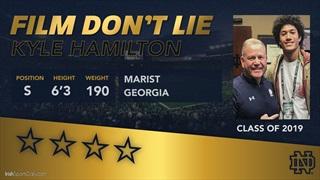 Film Don't Lie: Kyle Hamilton