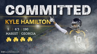 BREAKING: 2019 Four-Star S Kyle Hamilton Commits To Notre Dame