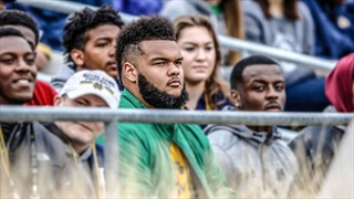 """ND Football Signee Ja'mion Franklin: """"I've been preparing my whole life for this goal"""""""