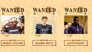 ISD's Three Most Wanted