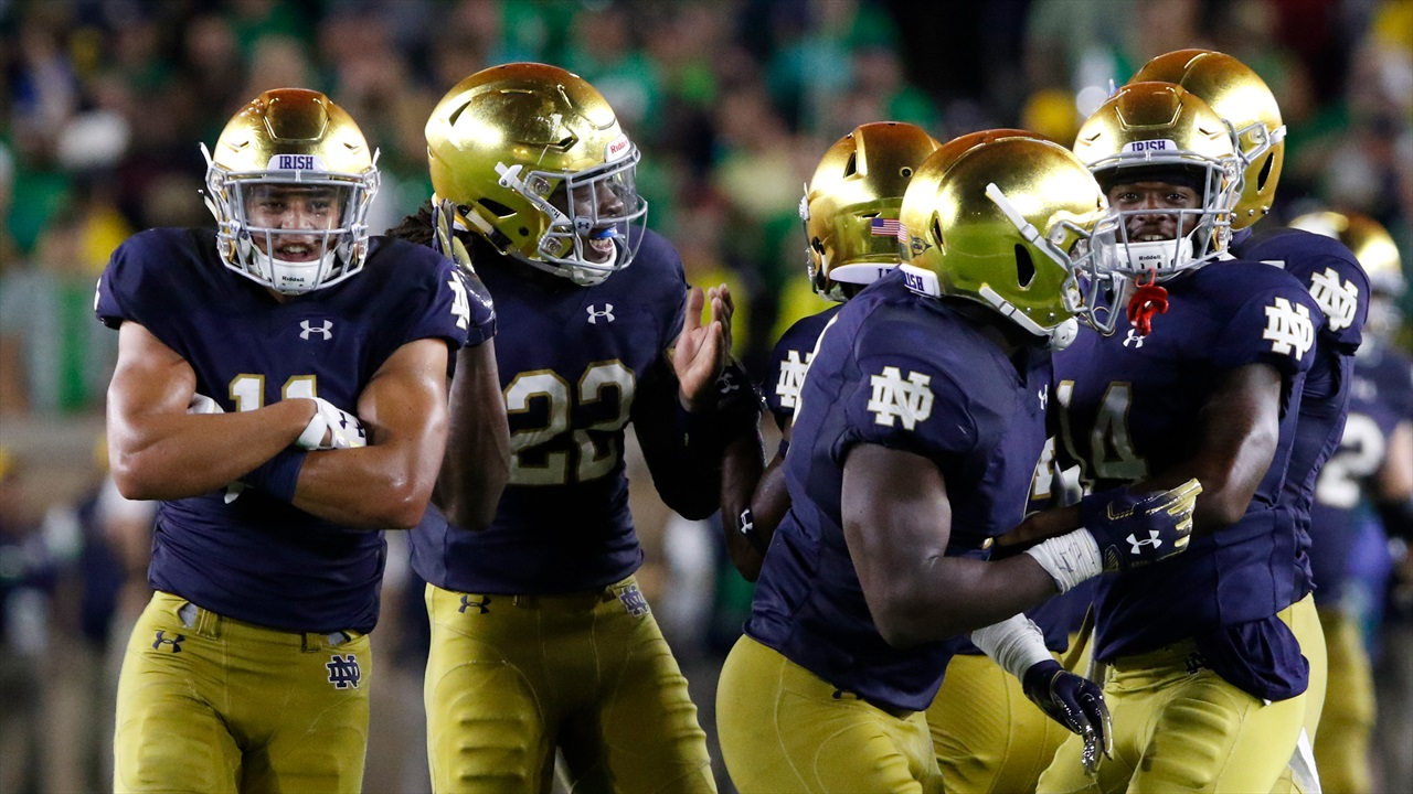 Notre Dame Depth Chart | Ball State Week | Irish Sports Daily