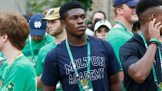 Two 2020 Notre Dame Targets Headed To Yankee Stadium