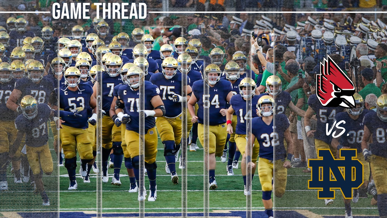 Notre dame freshman football dating