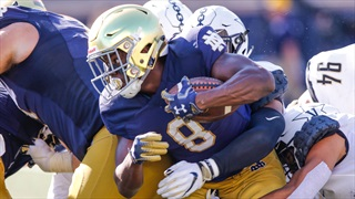 Notre Dame Preparing For First Road Challenge Of 2018