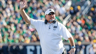 Brian Kelly Notebook | September 18th