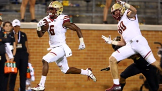 Film Don't Lie | Exploiting Wake Forest's Undisciplined DBs