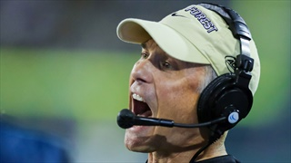 Clawson Ready For Challenge Of No. 8 Notre Dame