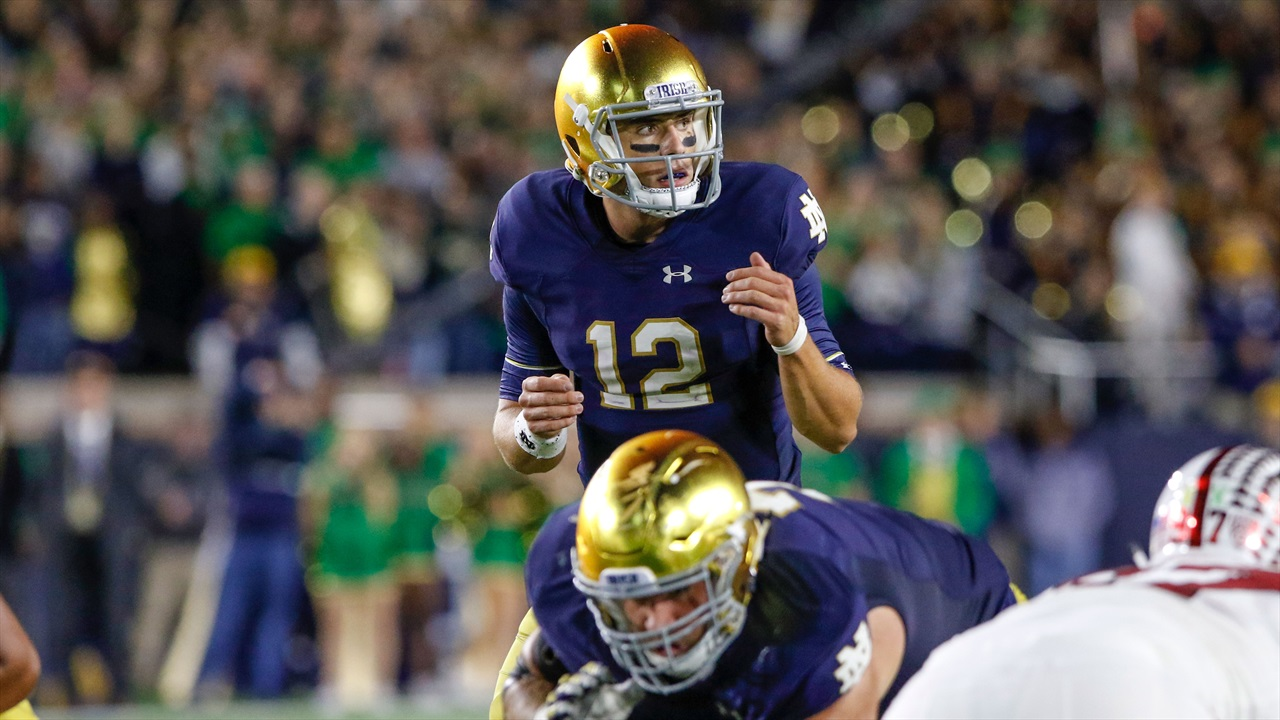 Image result for ian book notre dame
