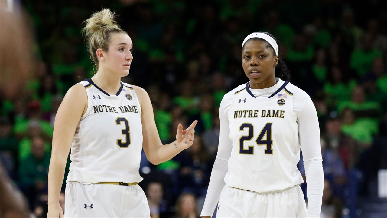 6e955473 WBB | Irish Close Out the Regular Season with Senior Day at Purcell Pavilion
