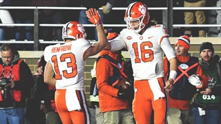 National Recruiting Report | Clemson Widening the Talent Gap