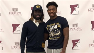 "2020 DB Elijah Gaines ""Definitely"" Wants To Visit Notre Dame After Irish Offer"