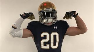 2021 LB Patrick Turner Enjoys Notre Dame, Will Return To Camp