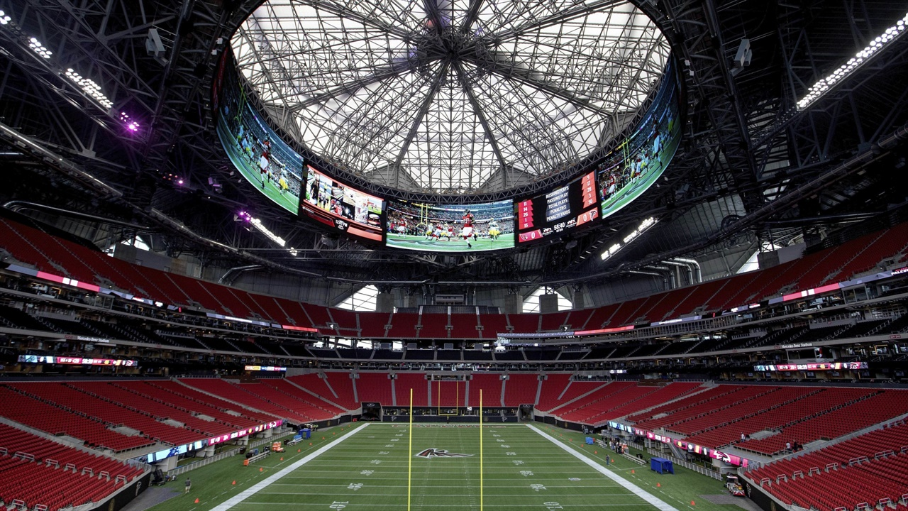 Notre Dame To Play At Mercedes Benz Stadium In 2020 & 2024 | Irish Sports  Daily