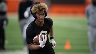 2020 Four-Star RB Michael Drennen II Looking To Get Back To Notre Dame