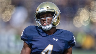 Notre Dame WR Kevin Austin Jr.: 'I'm very hungry and excited'