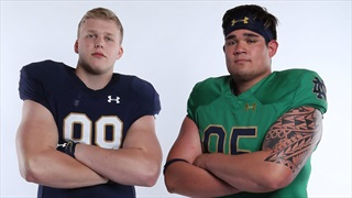 Notre Dame Addresses Front, Back End Of Defense With 2020 Group