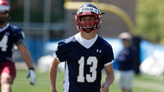 "Top 2021 S Hunter Wohler Would ""Love"" To Return To Notre Dame"