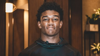 2020 CB Nigel Williams Excited To Hear Back After Invasion Performance