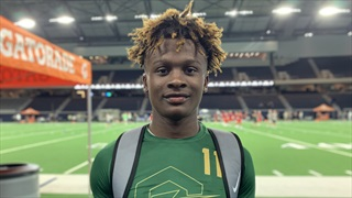 2021 Four-Star WR Visiting Notre Dame on Saturday