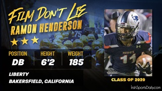 Film Don't Lie | Ramon Henderson