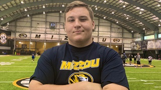 2021 OL Beau Stephens On Upcoming Notre Dame Visit: It's Going To Be Great