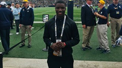 Coach | 2021 Notre Dame Commit JoJo Johnson A Versatile Athlete With High Ceiling