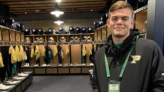 2021 Kicker Jeff Yurk Gets First Look At Notre Dame