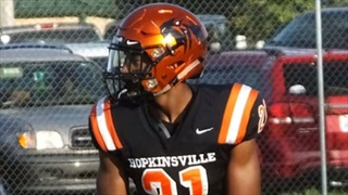 2021 WR Reece Jesse Ready To See Second Notre Dame Game This Fall