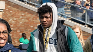2021 Notre Dame WR Commit Jayden Thomas More Than an Athlete