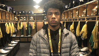 2022 RB Aaron Jones Impressed With Notre Dame, Plans To Return