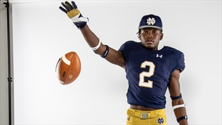 2021 Notre Dame WR Target Christian Lewis Trying To Stay Patient