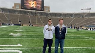 2021 DE Zach Myers Recaps Recent Notre Dame Stop