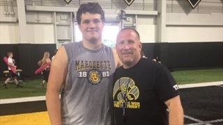 New Offer | 2022 WI OL Joe Brunner
