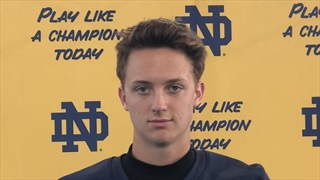 2022 QB Gunnar Smith Could See Himself At Notre Dame