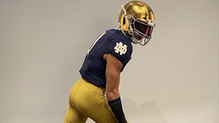 2022 ATH Reggie Fleurima Gets Better Feel For Notre Dame, Irish Staff