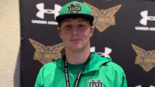 Notre Dame TE Commit Cane Berrong Draws Huge Comparison