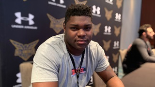 Opportunity To Play Football & Baseball Will Be Key For 2021 DT Tywone Malone