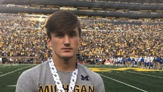 2022 LB Gabe Powers Coveted by Notre Dame & The Nation's Best