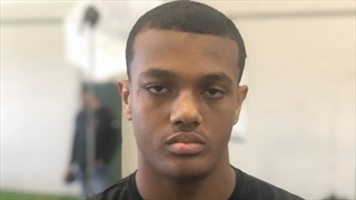 2022 DE RJ Cooper Ready To Hit The Road, See Notre Dame