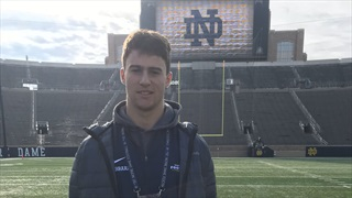 2021 LB Aidan Hubbard Ready For Another Look At Notre Dame